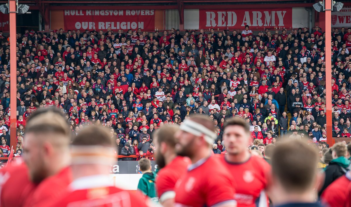 Stadium Resilience: Hull Kingston Rovers   Inverroy